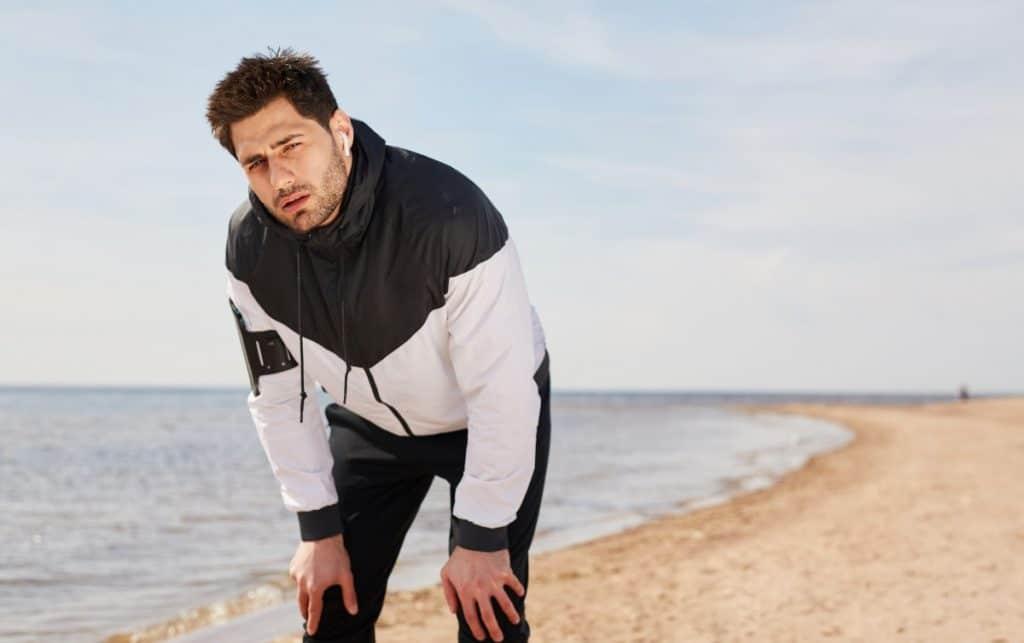 headache when running
