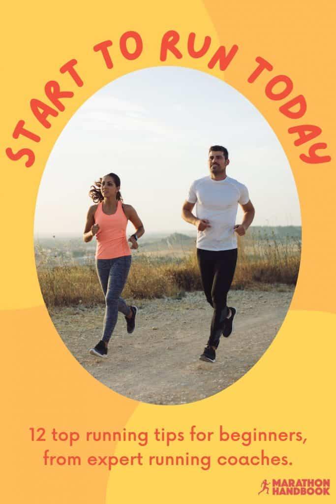 how to start to run