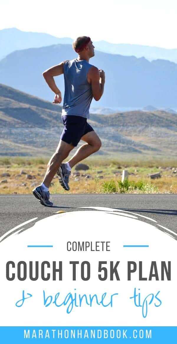 If you want to start running and want to complete a 5K but aren't sure where to start, let us guide you with our complete Couch to 5K program!  We also give you tips for beginning runners to make the most of your Couch to 5K running journey
