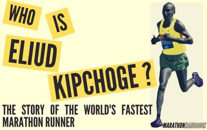who is eliud kipchoge