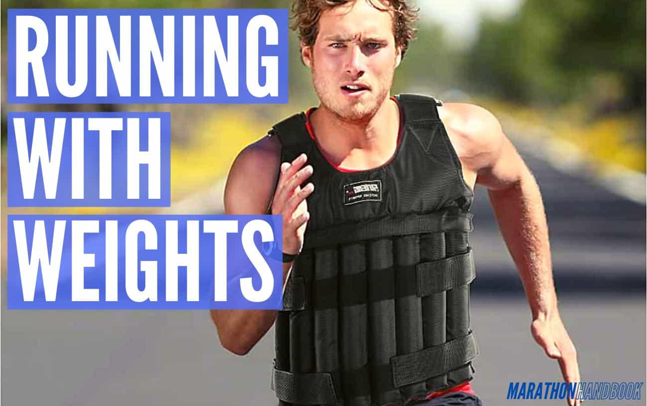 running with weights