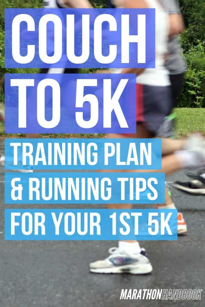 Couch to 5K: Complete Training Plan and Running Guide 1