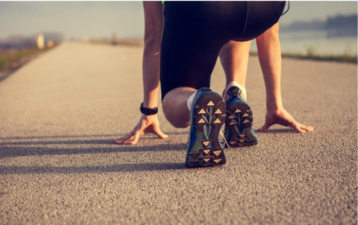 how to run a 5 minute mile