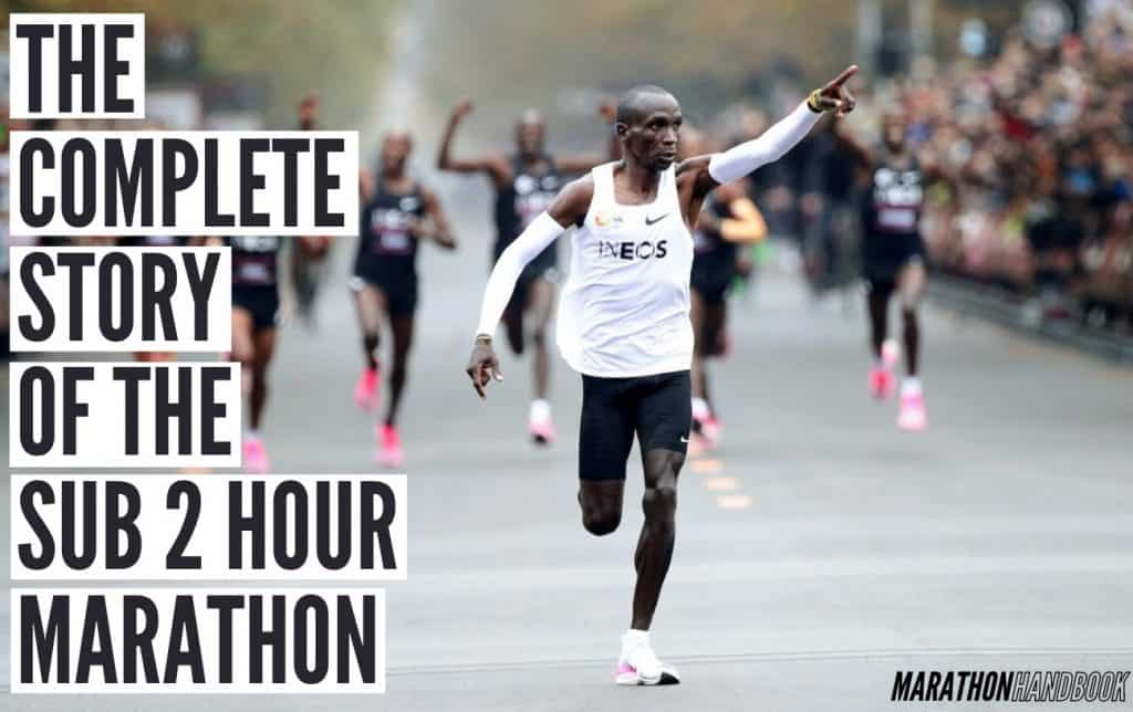sub 2 hour marathon