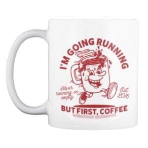 marathon handbook but first coffee