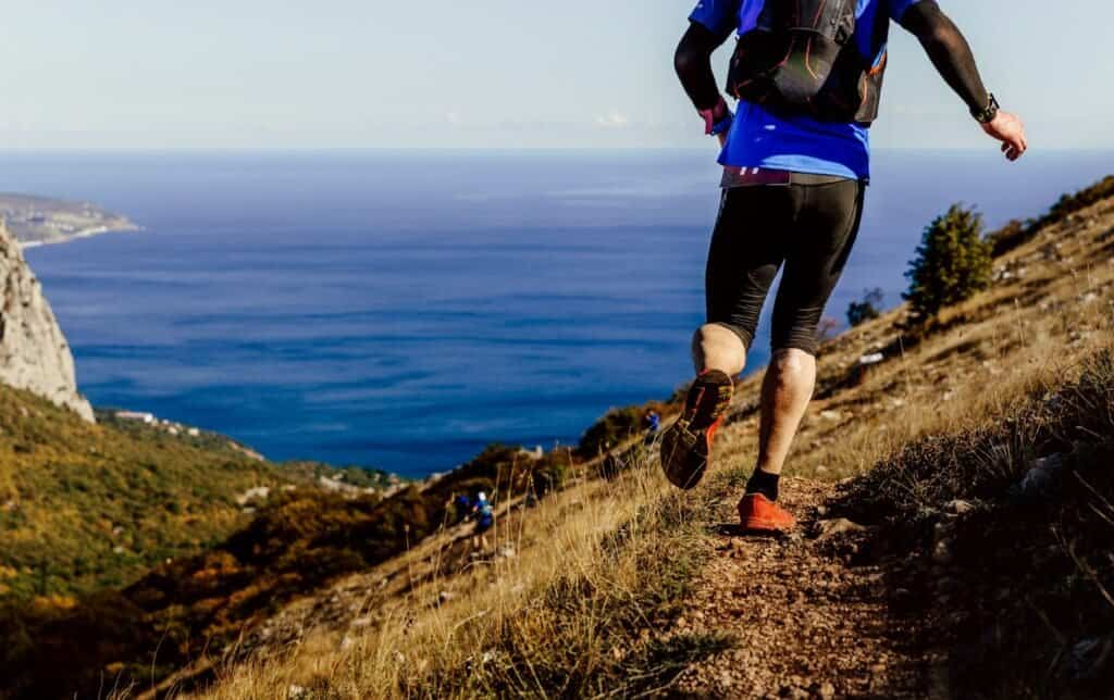 the benefits of trail running