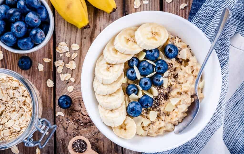 what to eat before running in the morning