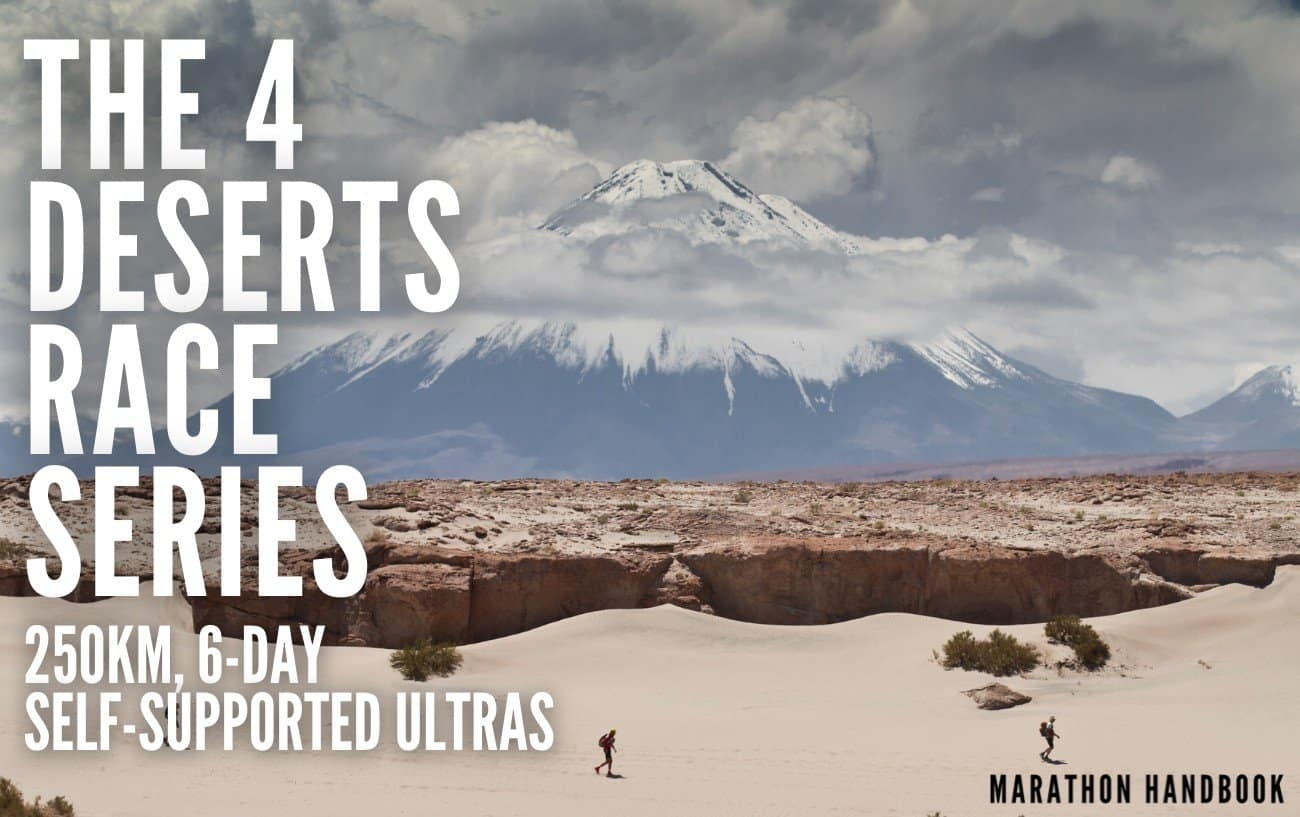 4 deserts racing the planet