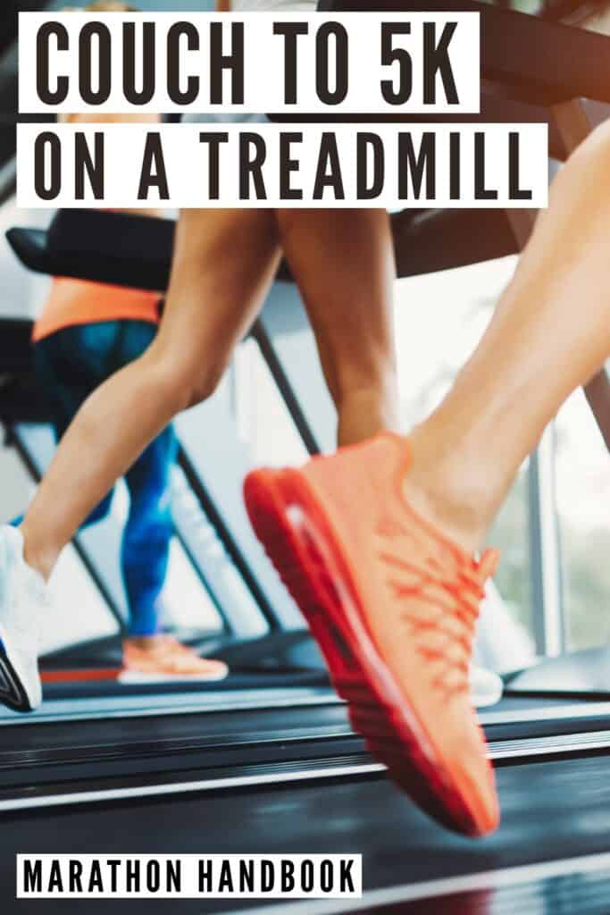 Couch to 5k Treadmill Guide: Training Plan + How-To 1