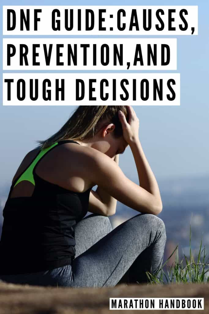 DNF Guide: Causes, Prevention and Tough Decisions