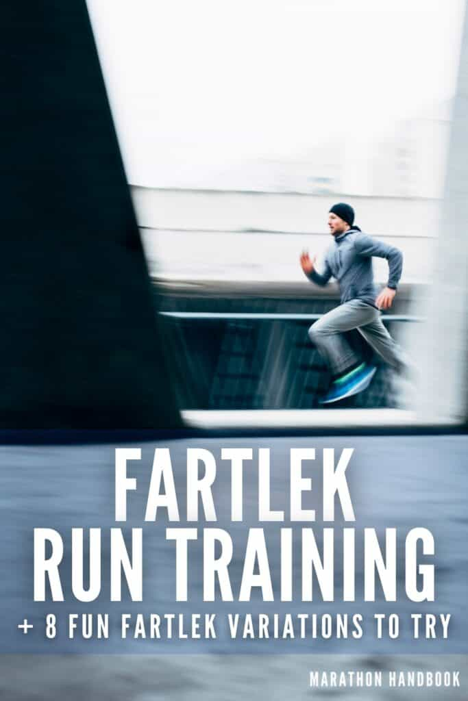 fartlek run training