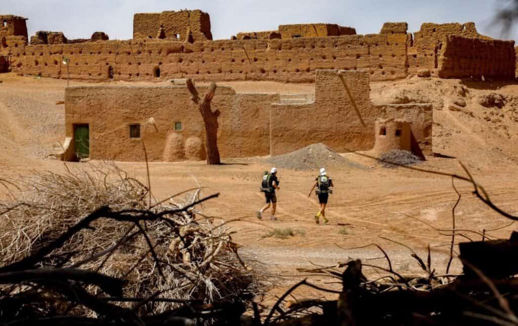 The Ultimate Desert Stage Race: Marathon des Sables 2