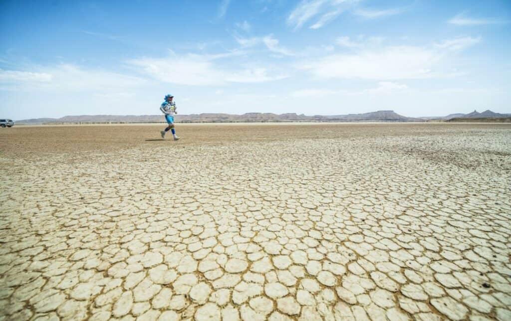 The Ultimate Desert Stage Race: Marathon des Sables 1