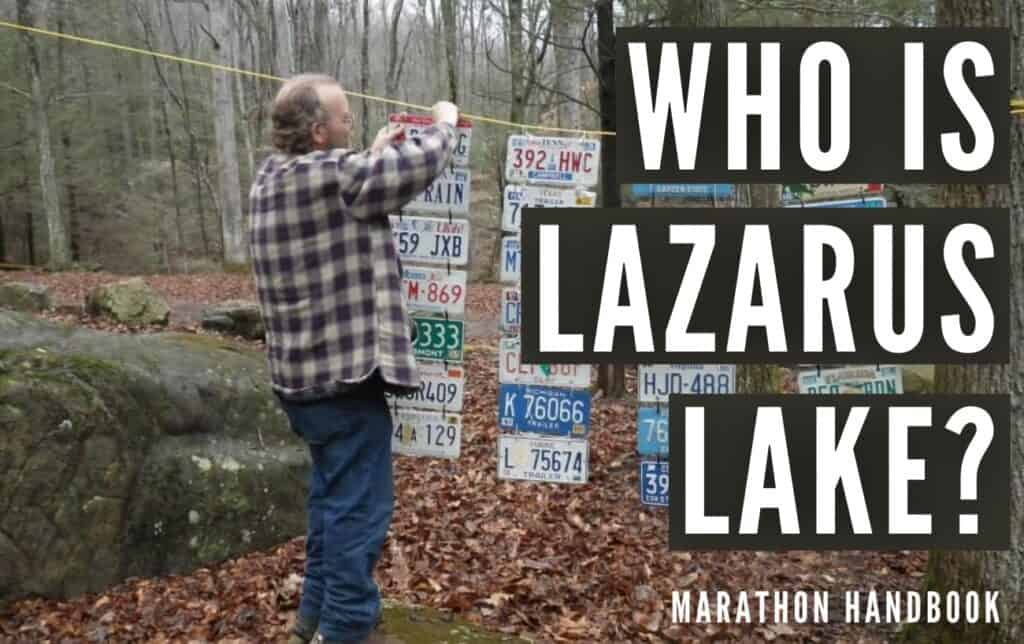who is Lazarus lake?